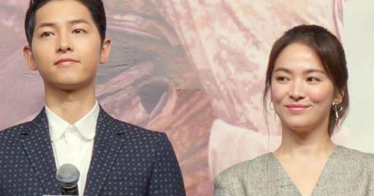 Song Joong Ki - Song Hye Kyo chính thức ly hôn