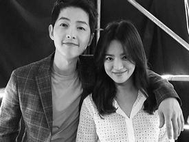 Song Joong Ki - Song Hye Kyo: Yêu nhanh, cưới nhanh và kết cục ly hôn cay đắng đúng như điềm báo