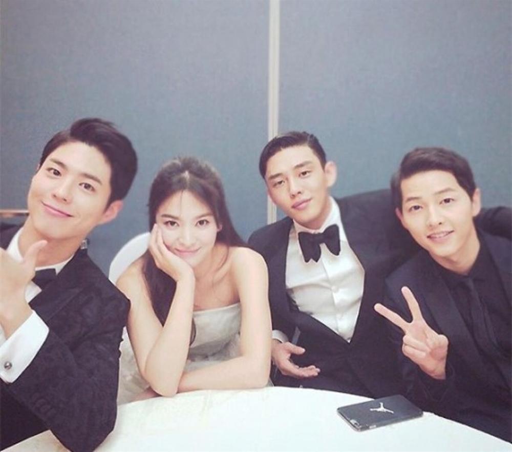 Song Hye Kyo bị cho là đã ngoại tình với đàn em thân thiết của chồng khiến hôn nhân tan vỡ-1