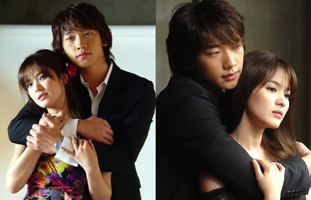 Biểu tượng nhan sắc Song Hye Kyo và những chuyện tình đau khổ khi yêu bạn diễn-3