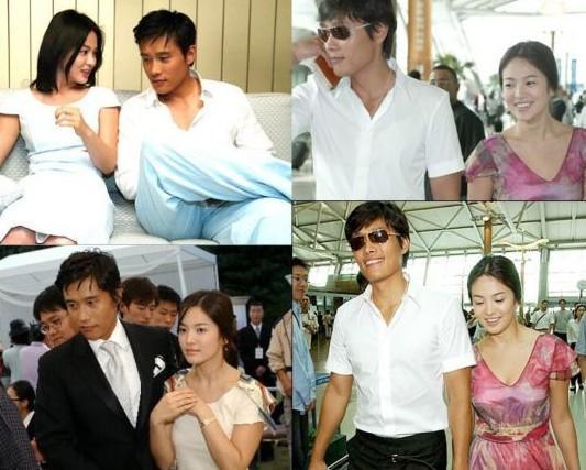 Biểu tượng nhan sắc Song Hye Kyo và những chuyện tình đau khổ khi yêu bạn diễn-2