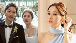 Đặng Thu Thảo gây tranh cãi khi nói về vụ ly hôn của Song Joong Ki: 'Đàn ông mà ngộ nghĩnh quá'