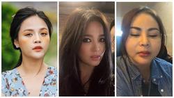 Song Hye Kyo 'lột xác' sắc sảo hậu ly hôn - Lê Giang mặt sưng vù khác lạ vì 'nghiện' phẫu thuật thẩm mỹ