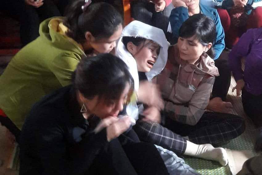 Xin đặc cách tốt nghiệp cho nữ sinh Hà Tĩnh bỏ thi vì bố mất đột ngột-1