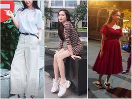 Hòa Minzy bị chiếc quần ống rộng phản chủ, 'dìm hàng' bản thân thê thảm