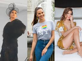 Bản tin Hoa hậu Hoàn vũ 27/6: Clip 14 giây quá hot giúp Võ Hoàng Yến giật spotlight của dàn đại mỹ nhân