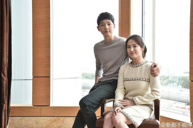 Luật sư của Song Joong Ki: Ly hôn là lỗi của Song Hye Kyo-2
