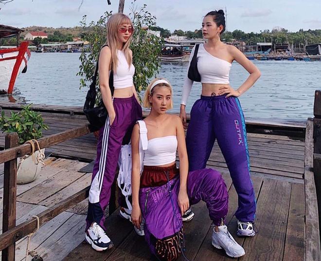 3 nhóm bạn thân chứng minh: Con gái xinh, giỏi thường chơi với nhau-2