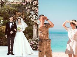 Dù hôn nhân đã đi đến hồi kết, nhưng có 2 thứ Song Hye Kyo không thể dứt bỏ: tấm ảnh cưới cùng 'nơi tình yêu bắt đầu'