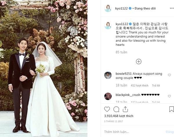 Dù hôn nhân đã đi đến hồi kết, nhưng có 2 thứ Song Hye Kyo không thể dứt bỏ: tấm ảnh cưới cùng nơi tình yêu bắt đầu-1