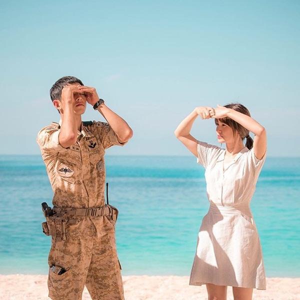 Dù hôn nhân đã đi đến hồi kết, nhưng có 2 thứ Song Hye Kyo không thể dứt bỏ: tấm ảnh cưới cùng nơi tình yêu bắt đầu-4