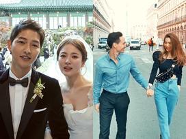 TRÙNG HỢP: Ngày Song - Song báo tin ly hôn cũng chính là ngày Kim Lý - Hà Hồ kỷ niệm 2 năm mặn nồng