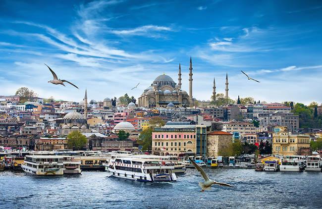 Thổ Nhĩ Kỳ luôn đông nghẹt du khách nhờ những điều này-1