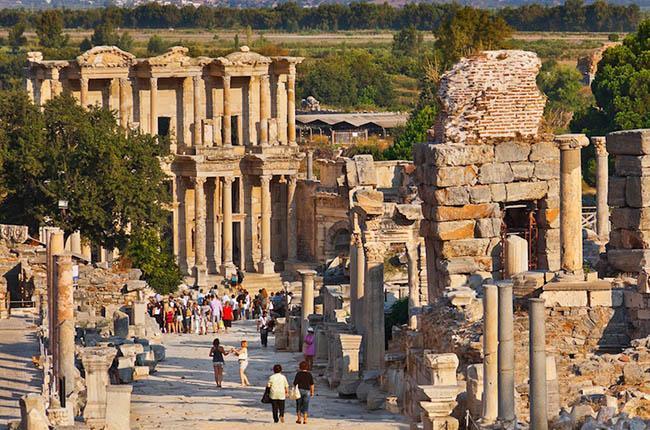Thổ Nhĩ Kỳ luôn đông nghẹt du khách nhờ những điều này-9