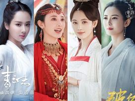 4 mỹ nhân có thể soán ngôi 'thần tiên tỷ tỷ' của Lưu Diệc Phi