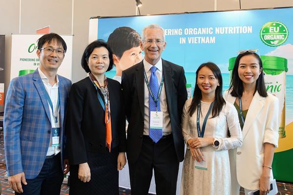 Vinamilk thuyết trình về xu hướng Ogranic tại hội nghị sữa toàn cầu-4