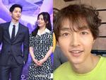Song Joong Ki rụng tóc tới hói đầu vì áp lực hôn nhân với Song Hye Kyo