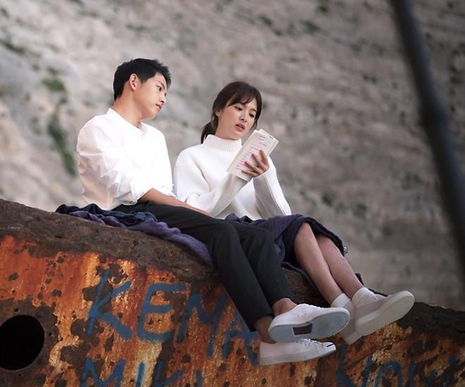 Song Joong Ki đệ đơn ly hôn, không thông báo cho Song Hye Kyo-1