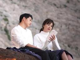 Song Joong Ki đệ đơn ly hôn, không thông báo cho Song Hye Kyo