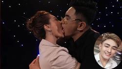Trai đẹp bị Mon 2K hôn ngấu nghiến trên sóng truyền hình tuyên bố sốc: 'Tham gia gameshow đúng là để đánh bóng tên tuổi'