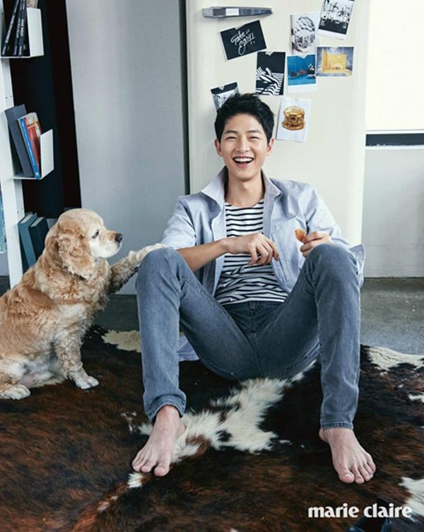 Song Joong Ki từ ngưỡng mộ đến quyết liệt ly hôn Song Hye Kyo-2