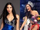 Đã đẹp còn ứng xử 'nuốt mic', tân Hoa hậu Hoàn vũ Thái Lan đe dọa khả năng intop của Hoàng Thùy tại Miss Universe 2019