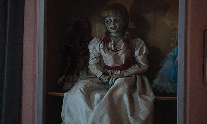Chuyện kỳ lạ trên trường quay phim kinh dị-2