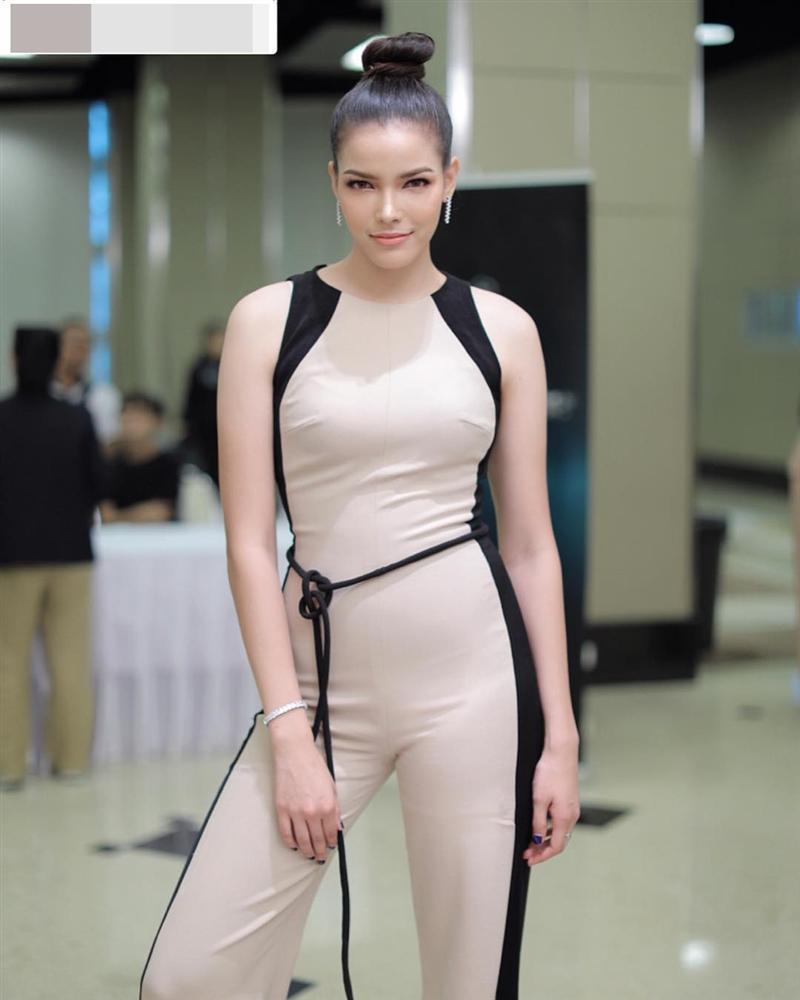 Đã đẹp còn ứng xử nuốt mic, tân Hoa hậu Hoàn vũ Thái Lan đe dọa khả năng intop của Hoàng Thùy tại Miss Universe 2019-5