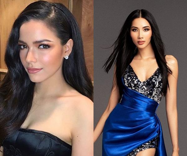Đã đẹp còn ứng xử nuốt mic, tân Hoa hậu Hoàn vũ Thái Lan đe dọa khả năng intop của Hoàng Thùy tại Miss Universe 2019-9
