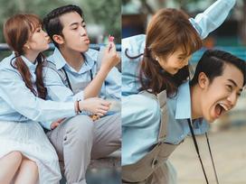 Hậu đám cưới, Mai Quỳnh Anh bất ngờ công bố thêm loạt ảnh cưới đẹp thì đẹp thật đấy nhưng độ lầy cũng khó ai bằng