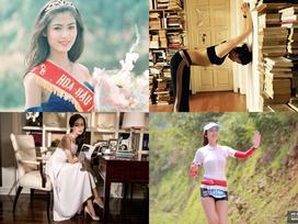 Cuộc sống bình yên của Hoa hậu Việt Nam từng bị em họ tố 'giật chồng' chưa cưới