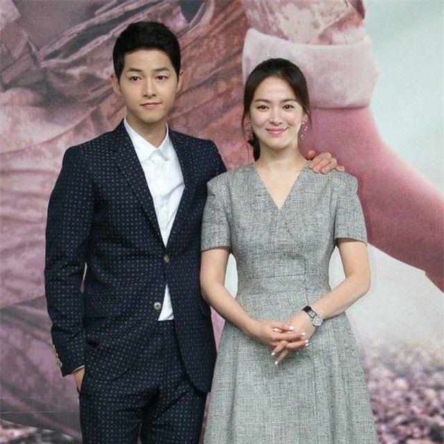 Song Joong Ki lên tiếng vụ 2 lần bắt quả tang Song Hye Kyo ngoại tình-2