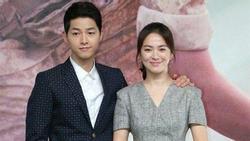 Song Joong Ki lên tiếng vụ 2 lần bắt quả tang Song Hye Kyo ngoại tình