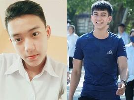 Hai nam sinh 'nổi như cồn' sau kỳ thi THPT quốc gia 2019