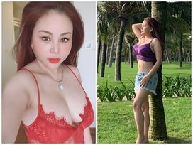 Sao Việt thi nhau 'mắt chữ O - mồm chữ A' khi chứng kiến Lê Giang khoe ngực ngồn ngộn ở tuổi U50