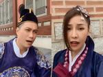 Nói giọng phim chưởng trách Việt Anh yêu đương đồng tính, Quế Vân không ngờ bị quát: 'Con điên'
