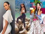 Bản tin Hoa hậu Hoàn vũ 30/6: Hoàng Thùy lên đồ đẹp mắt nhưng chưa đủ xuất sắc để so kè đối thủ Latin