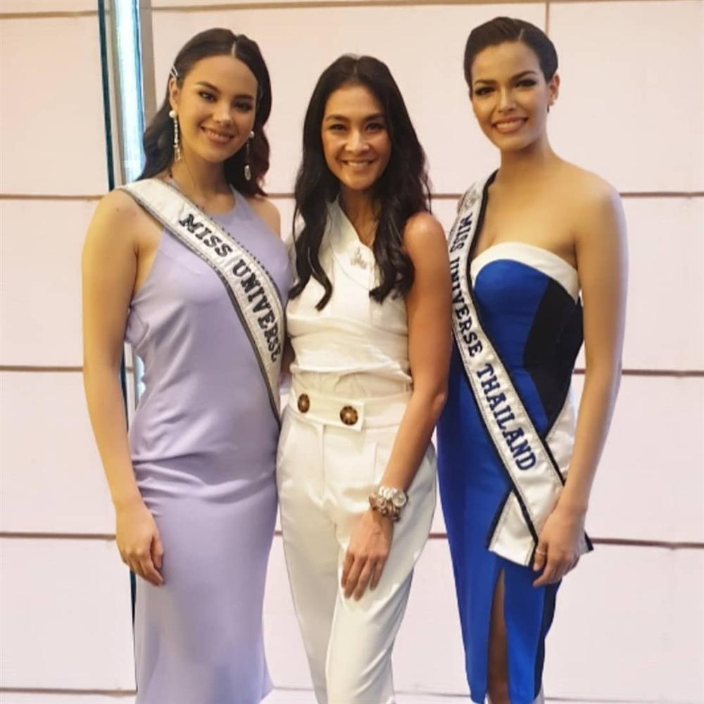 Bản tin Hoa hậu Hoàn vũ 30/6: Hoàng Thùy lên đồ đẹp mắt nhưng chưa đủ xuất sắc để so kè đối thủ Latin-6
