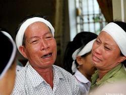 Nỗi đớn đau tột cùng của gia đình người phụ nữ đi cứu rừng bị thiêu cháy