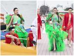 Siêu mẫu Thanh Hằng trổ tài ca hát khiến fans đứng ngồi không yên-10