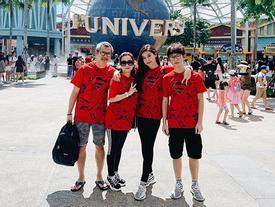 Chốn vui chơi của sao Việt trong tháng 6