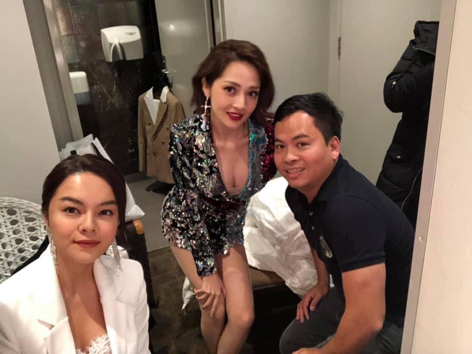 Chụp hình cùng Bảo Anh sau ồn ào người thứ ba, Phạm Quỳnh Anh gây bất ngờ với biểu cảm 10 lần như 1-2