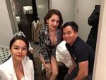 Chụp hình cùng Bảo Anh sau ồn ào người thứ ba, Phạm Quỳnh Anh gây bất ngờ với biểu cảm '10 lần như 1'
