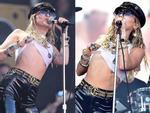 Miley Cyrus có phá cách quá đà với MV đầy cảnh sờ soạng, khỏa thân?-5