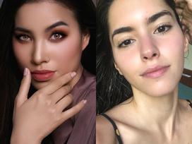 Bản tin Hoa hậu Hoàn vũ 1/7: Vì sao Phạm Hương make-up đẹp cỡ nào cũng không thể áp đảo Paulina?