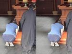 Mặc váy ngắn như sắp lộ cả vòng 3 rồi check-in phản cảm trong chùa ở Đà Lạt, gái xinh bị ném đá vì chơi trội không đúng chỗ-5
