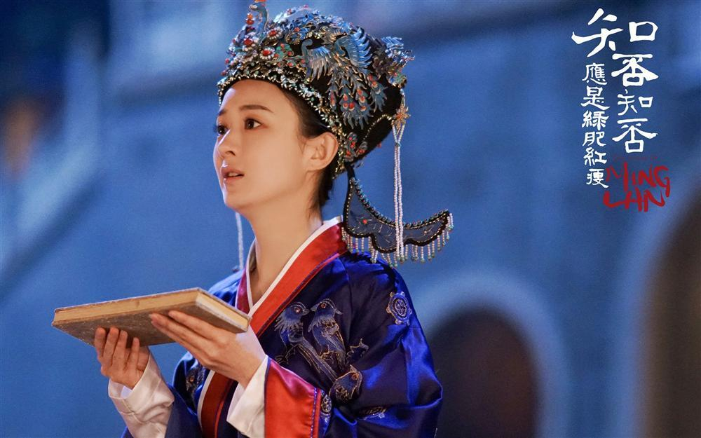 Triệu Lệ Dĩnh dẫn đầu Top mỹ nhân ấn tượng nhất màn ảnh Hoa ngữ nửa đầu năm 2019-2