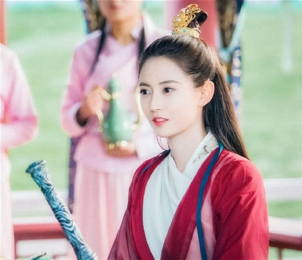 Triệu Lệ Dĩnh dẫn đầu Top mỹ nhân ấn tượng nhất màn ảnh Hoa ngữ nửa đầu năm 2019-5