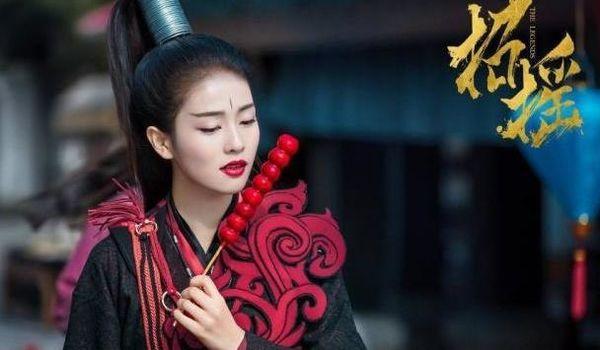 Triệu Lệ Dĩnh dẫn đầu Top mỹ nhân ấn tượng nhất màn ảnh Hoa ngữ nửa đầu năm 2019-9