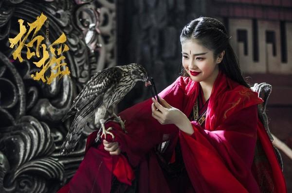 Triệu Lệ Dĩnh dẫn đầu Top mỹ nhân ấn tượng nhất màn ảnh Hoa ngữ nửa đầu năm 2019-10